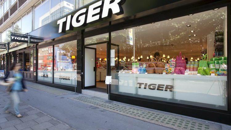 Tiger retail pr publicasity