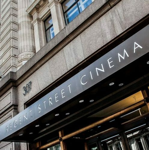 Regent Street Cinema PR Campaign