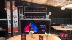 Pepsi Max Bar