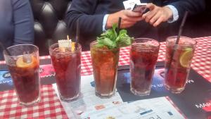 Pepsi Max Cocktails