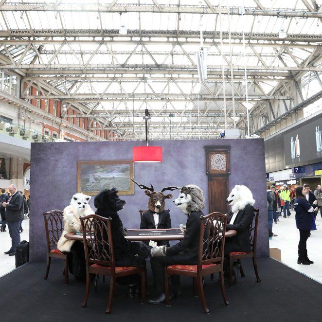 Grosvenor Casinos Campaign