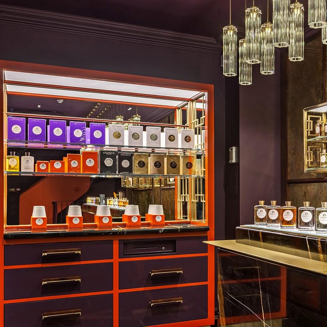 Atkinsons Fragrance PR