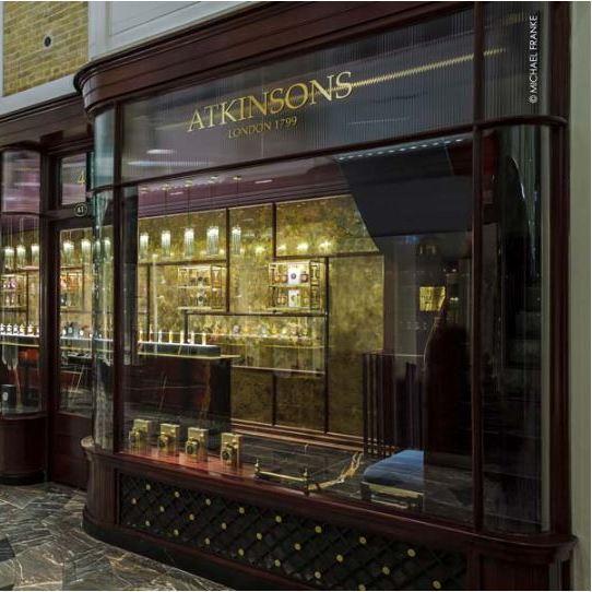 Atkinsons PR London